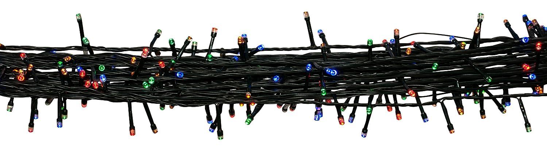 FESTIVE PRODUCTIONS P003286 50 LNP Multi Function LED Lights, Multicolor