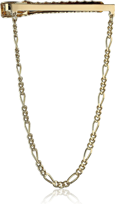 Status Men's Tie Chain Flat Linked Chain