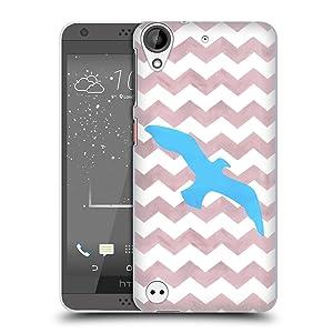 Official ArtPopTart Seagull Chevron Hard Back Case for HTC Desire 530