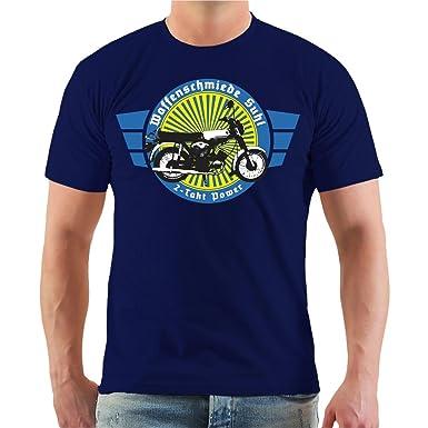 Spaß kostet Männer und Herren T-Shirt 2 Takt Power (mit Rückendruck) Größe