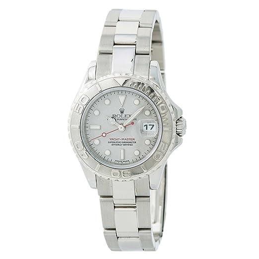Rolex Yacht-Master Swiss-Automatic 169622 - Reloj para mujer (certificado de autenticidad