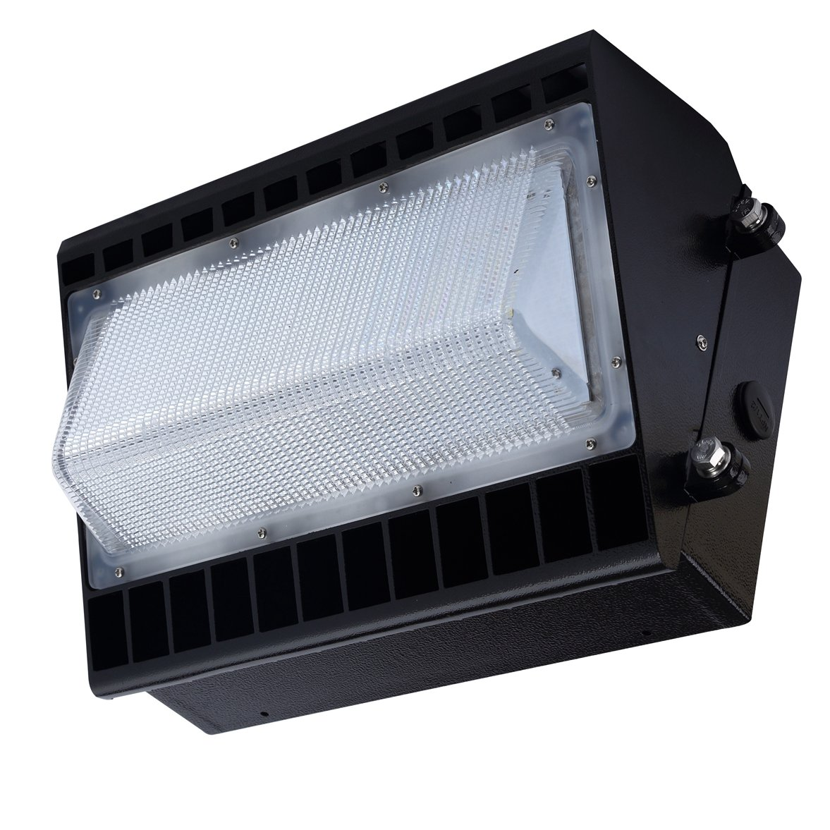 Docheer150W LED Wall Pack Commercial Light 16500 Lumen 550-650 Watt HPS/HID Replacement,5000K Daylight White,Outdoor LED Wall Area lighting Industrial, Commercial, Residential Light, 5 Years Warranty