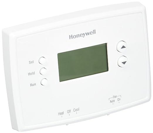 Honeywell 5-2 termostato programable con retroiluminación