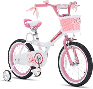 RoyalBaby Girls Kids Bike