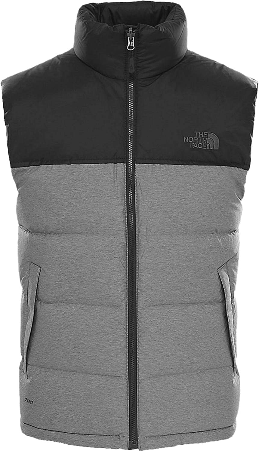 The North Face M Nuptse Chaleco, Hombre