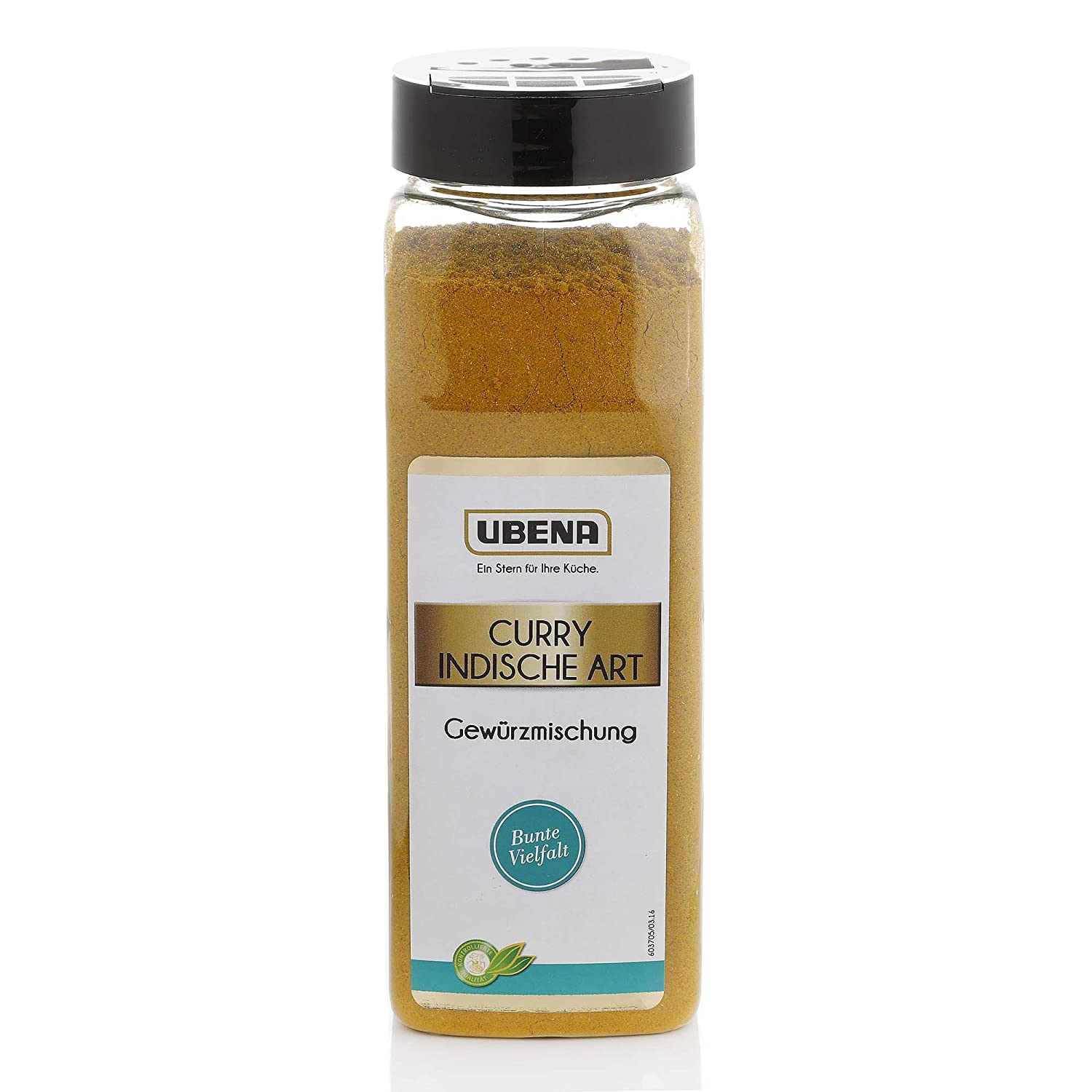 Ubena Curry Indische Art 500 g Currypulver Indisches Gewürz, Curry ...