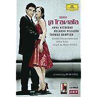 La Traviata (Netrebko, Villazon, Rizzi) [Alemania] [DVD]
