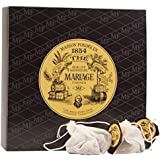 MARIAGE FRERES. Marco Polo Blue Tea, 30 Tea Bags 75g (1 Pack) NEW EDITION Seller Product Id MR12QS - USA Stock