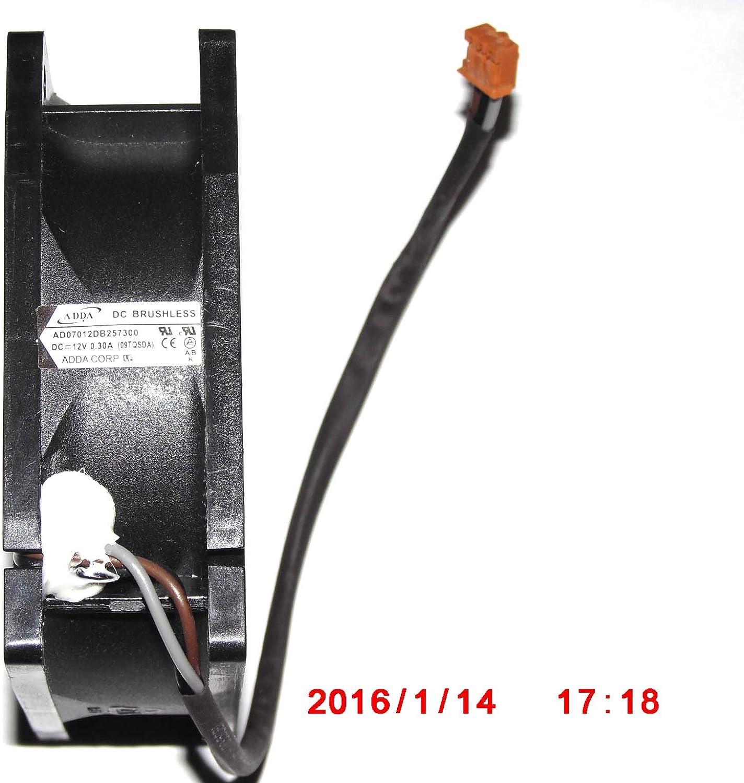 Generic 7 cm ad07012db257300 12 V 0,3 A 3 Cable Compatible con ...