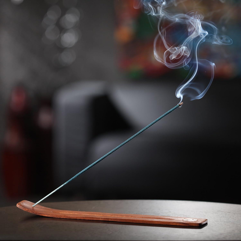 Hosleys 240 Incense Sticks//Approx Home Office 240 gm House Warming Meditation Highly Fragranced Eucalyptus Mint W9 Ideal for Weddings Reiki Settings
