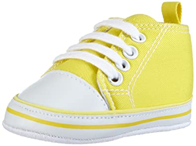 Playshoes Unisex Kinder Baby Turnschuhe Hausschuhe