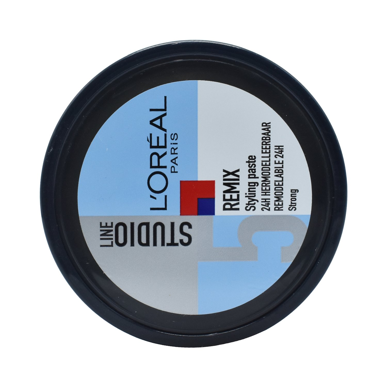 Studio Line Remix Styling Paste 24h Pâte Mouleur pour Cheveux 3600522471165