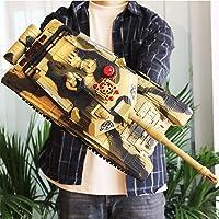 Kikioo RC Panzer Tank USB 2.4GHz Radio Control