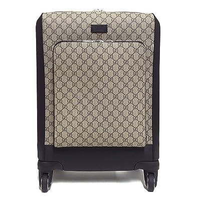 new arrivals 443a3 1d08b Amazon | (グッチ)GUCCI スーツケース 40L GG スプリーム ...