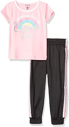 Colette Lilly Girls Knit Top and Pant Set Pants Set - Multi