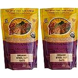 GF Harvest Organic Whole Grain Steel Cut Oats, Gluten Free, 40 Ounce (Pack of 2)