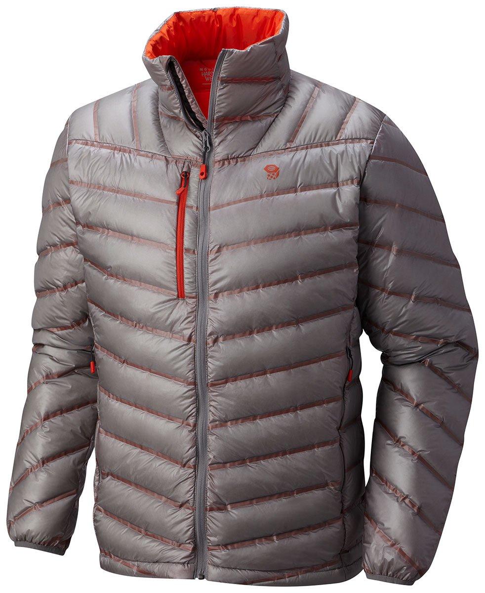 Mountain Hardwear ストレッチダウン RS ジャケット メンズ B01NA9QIVE Large Manta Grey Manta Grey Large