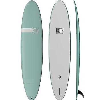 Boardworks Froth Soft Top Longboard Surfboard