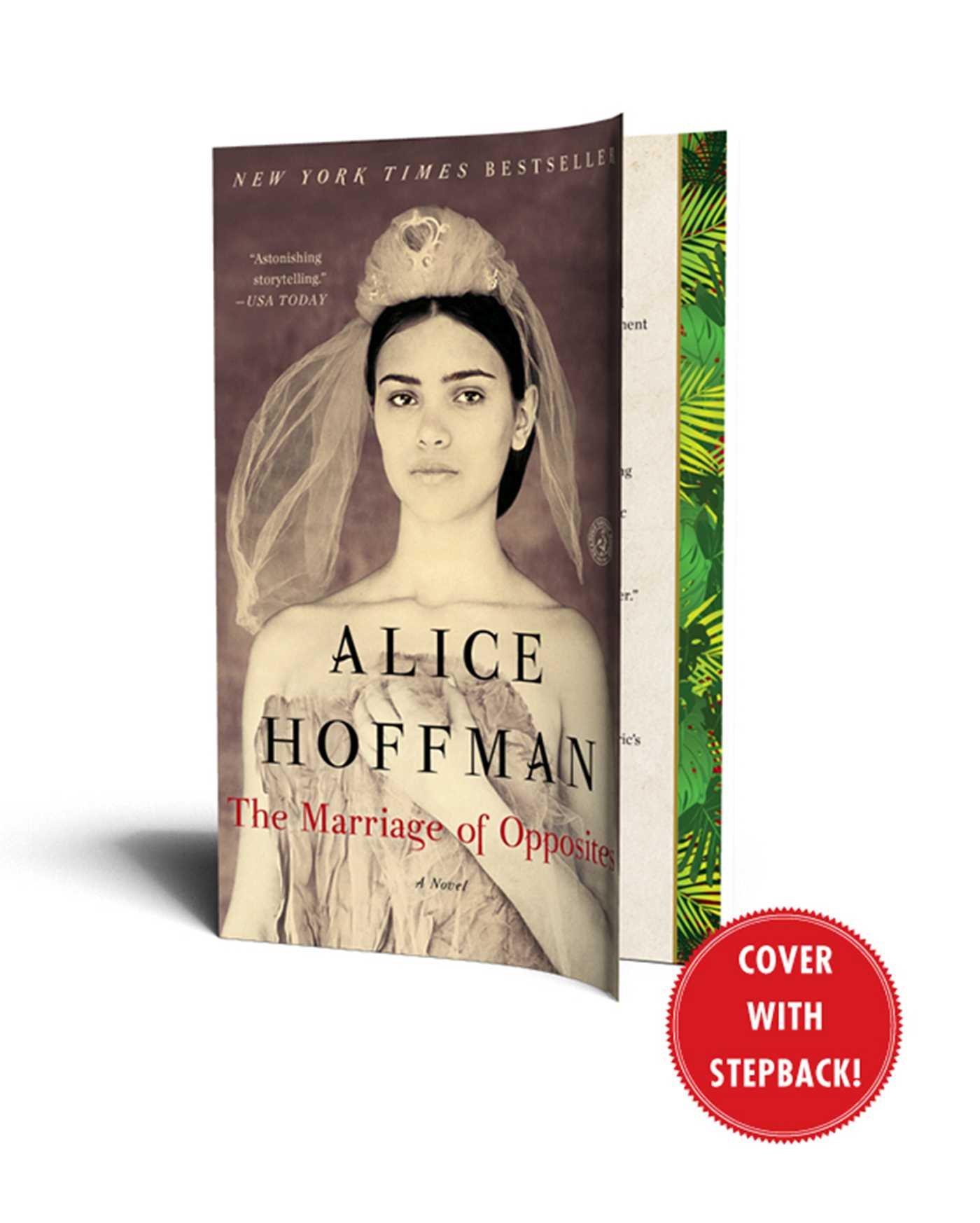 Amazon The Marriage Of Opposites 9781451693607 Alice Hoffman Books