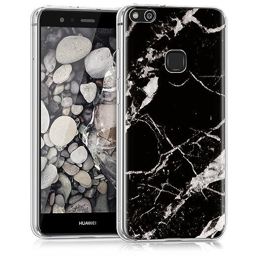 3 opinioni per kwmobile Cover per Huawei P10 Lite- Custodia in silicone TPU- Back case