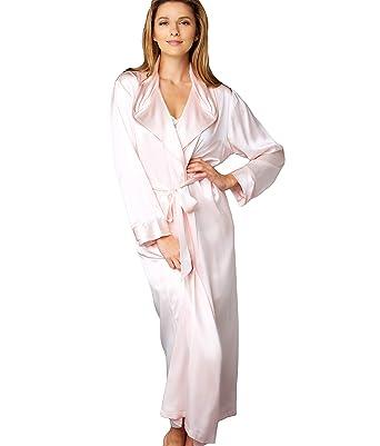6925445578 Julianna Rae Women s Ariadne 100% Silk Robe Petite