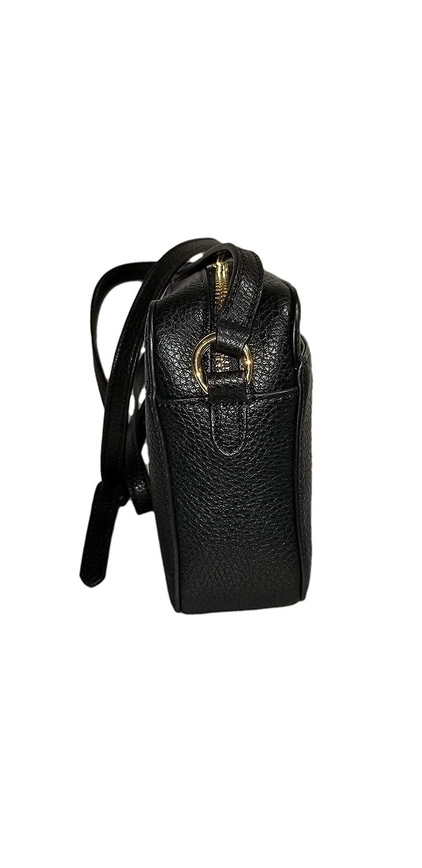bb22d8c1c5 LAUREN RALPH LAUREN DOWELL CAMERA LEATHER CROSSBODY BAG  Amazon.ca  Shoes    Handbags