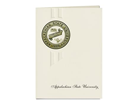 Signature Announcements Appalachian State University Graduation Elegant Style Elite Pack 20 With
