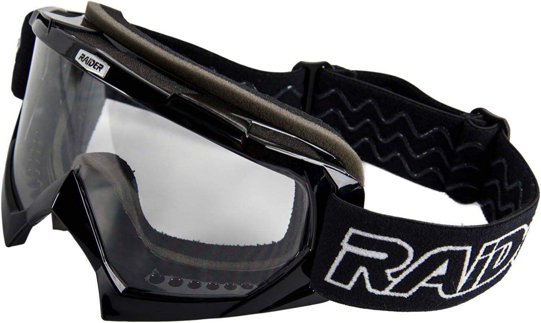 Raider Surge Unisex Anti-Fog Goggles