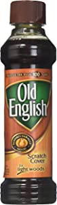 Old English Scratch Cover for Light Woods, 8 fl oz Bottle, Wood Polish (Pack of 3)