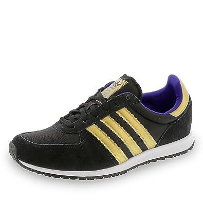 competitive price 3e246 6ef50 adidas Adistar Racer, Hausschuhe Sneaker Damen, Schwarz - schwarz - Größe   41+