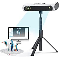 Creality Upgraded CR-Scan 01 3D Scanner Kit with Turntable and Tripod, Handheld & Turntable Dual-Mode, 0.1mm Accuracy…
