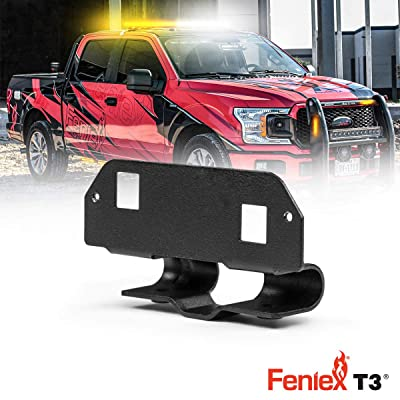 Hood Mount Bracket for Feniex Cobra T3: Automotive