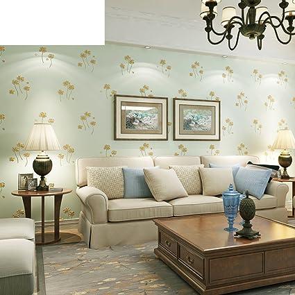 tappezzeria/Camera da letto Non-tessuto fresco e pastorale ...