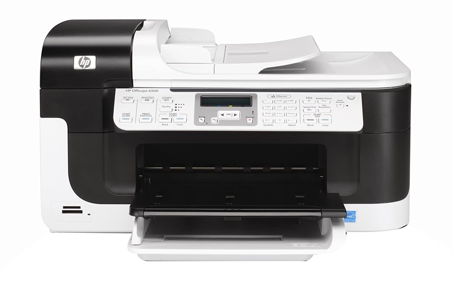 HP Officejet 6500 - Impresora multifunción de tinta color ...