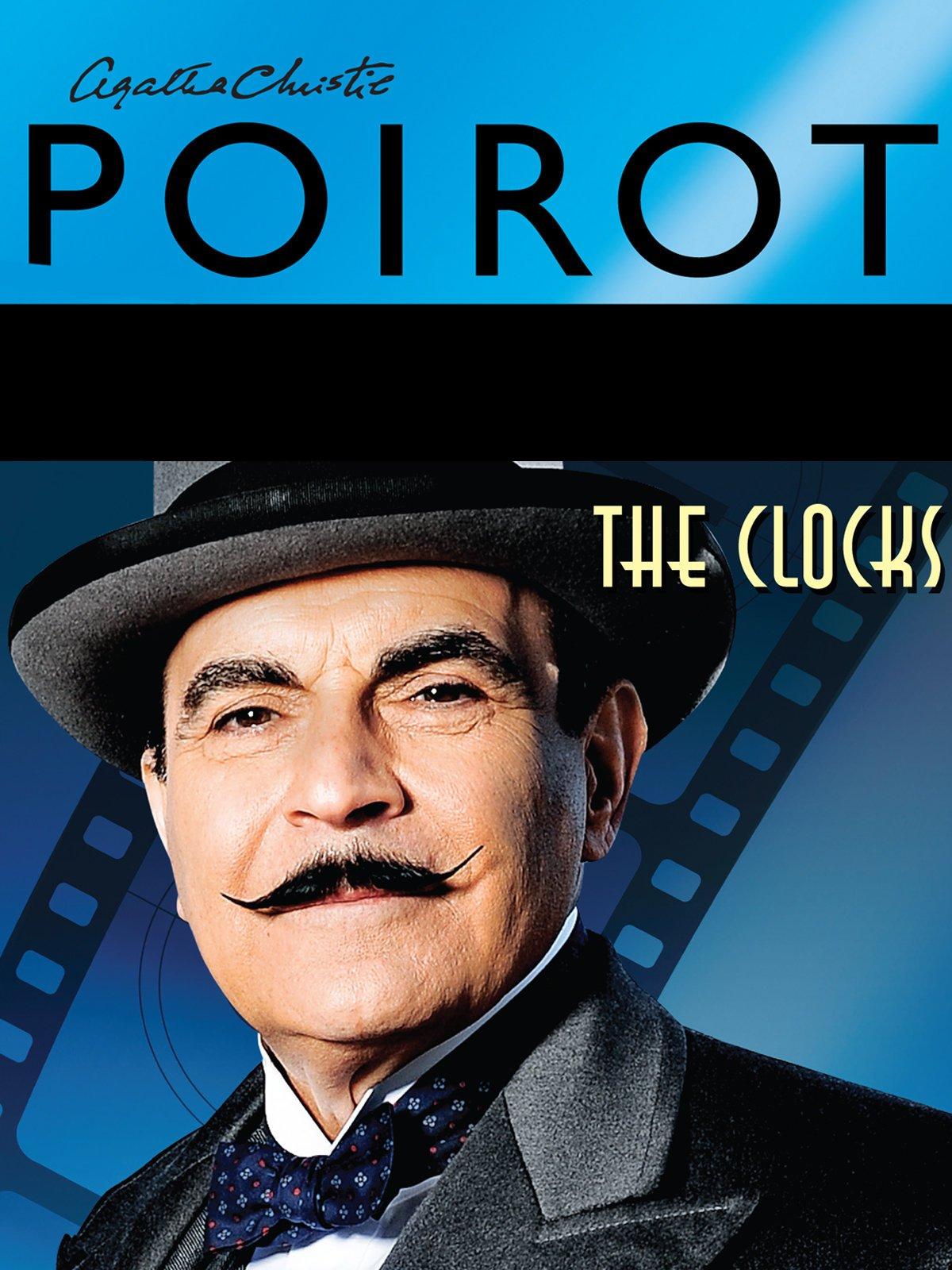 Amazon.com: Agatha Christie's Poirot: The Clocks: David Suchet ...