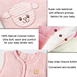 Monvecle Baby Warm Vests Unisex Infant to Toddler