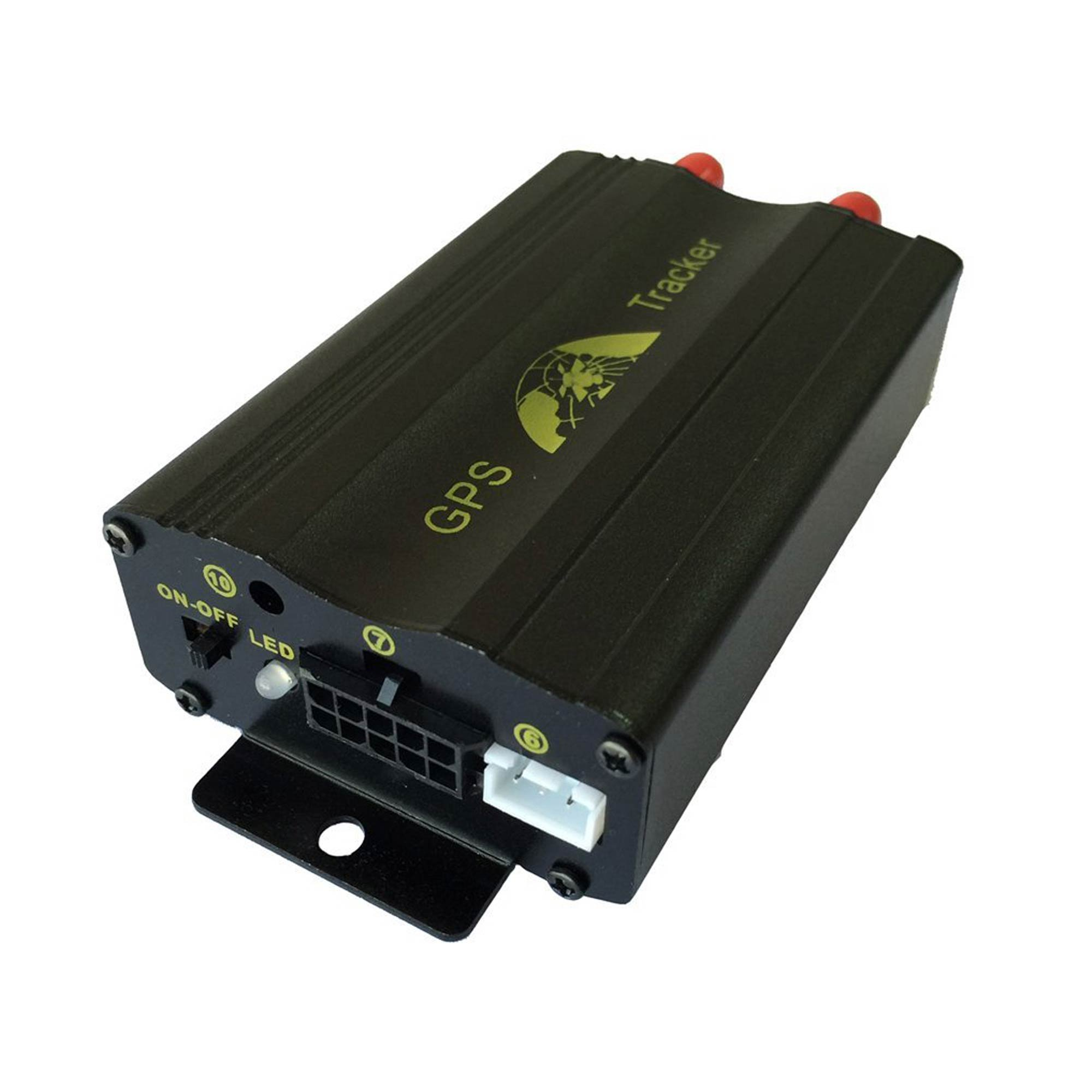 Coban GPS GPRS SMS Real-time Tracker TK103A Quad Band SD Card Slot Anti-Theft Move Alarm by SMS