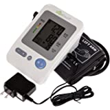 Slight Touch FDA Approved Fully Automatic Upper Arm Blood Pressure Monitor ST-401, with
