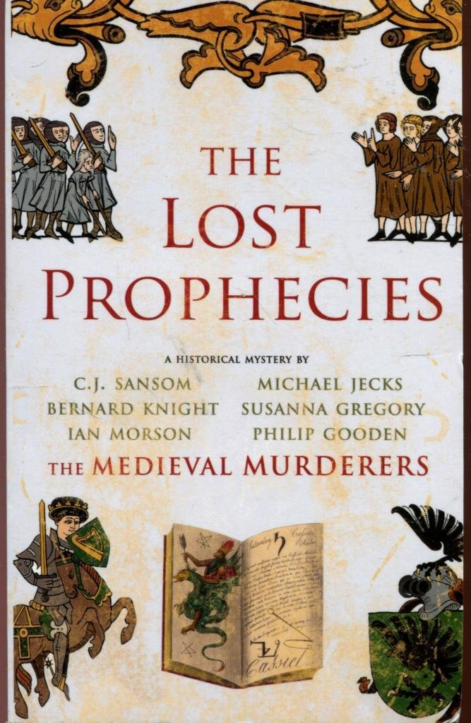 Download The Lost Prophecies (A Medieval Mystery) ebook
