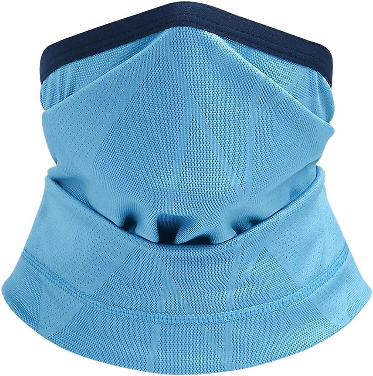 Bandana Scarf UV Protection for Cycling Hiking Fishing Mask for Men Women TClian Face Mask Neck Gaiters UPF 50