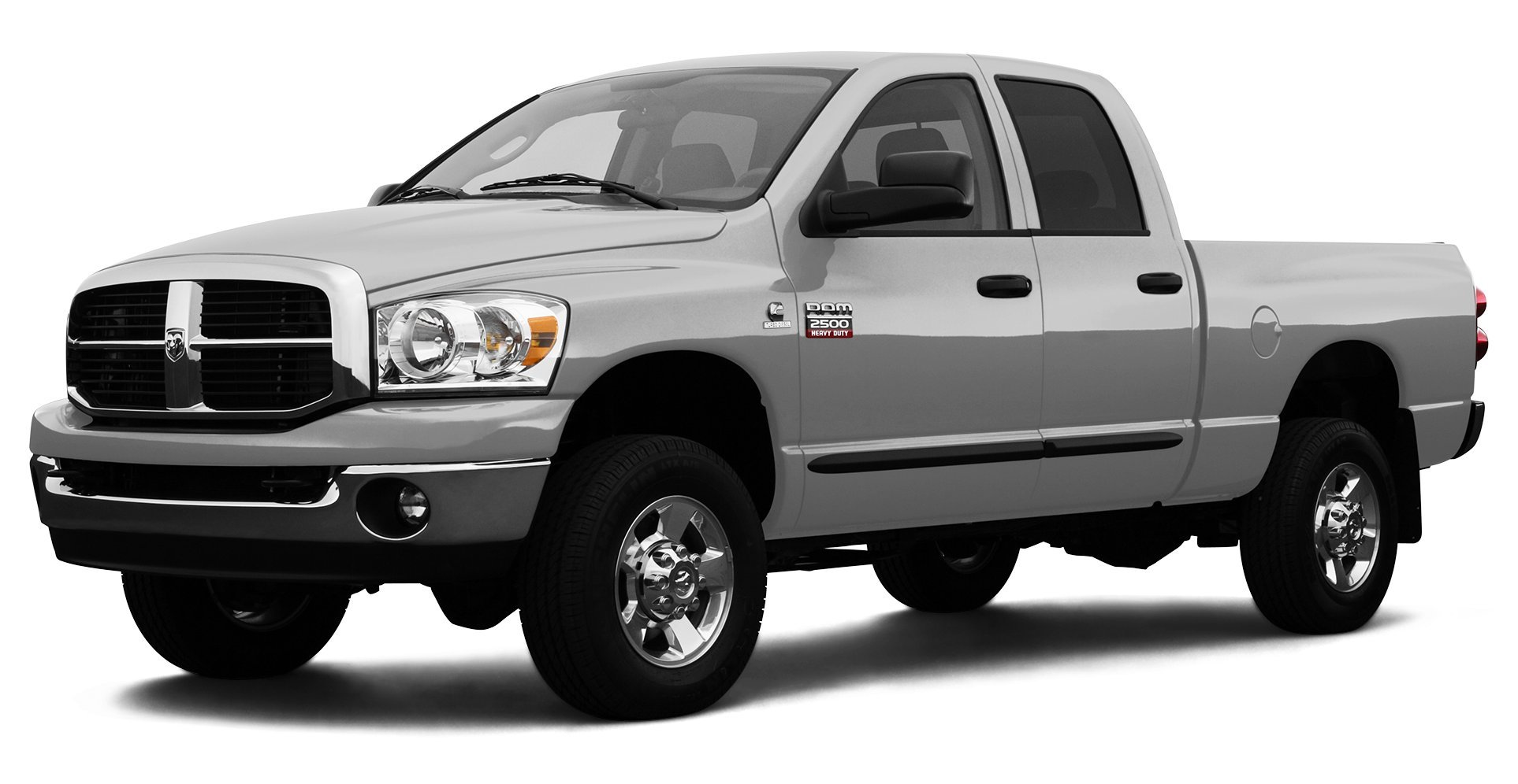 2007 dodge ram 2500 reviews images and specs vehicles. Black Bedroom Furniture Sets. Home Design Ideas
