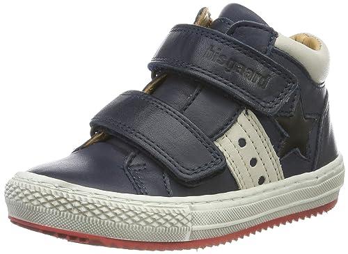 Trennschuhe b8830 44ac8 Bisgaard Jungen Jacob Hohe Sneaker: Amazon.de: Schuhe ...