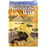 Taste of the Wild Dry Dog Food, High Prairie Canine Formula with Roasted Bison & Venison, 30-Pound Bag, Plus FREE Freeze Dried Meal Mixer Valued at $14.99