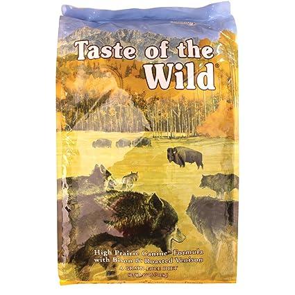 Taste of the Wild High Prairie pienso para perros: Amazon.es ...