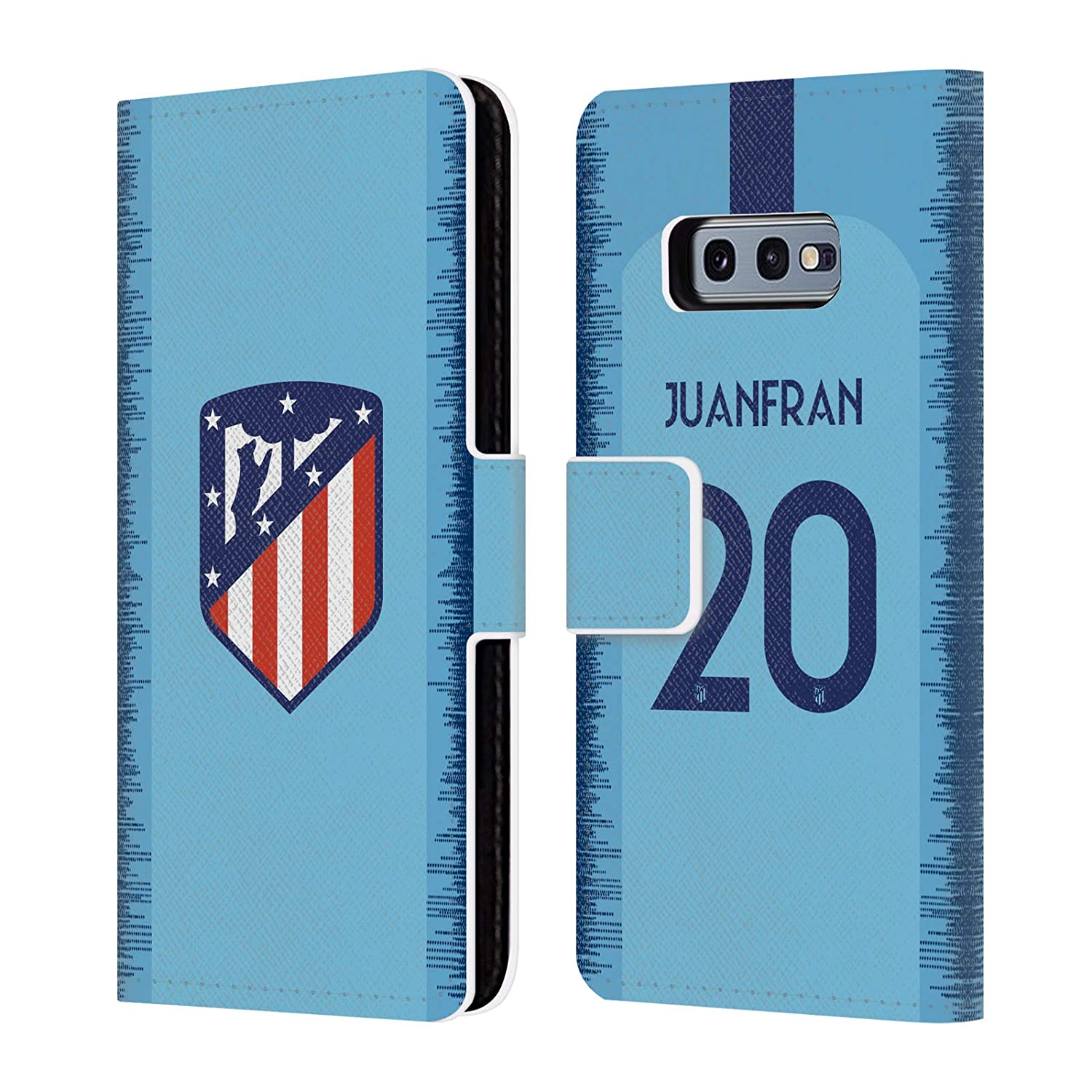 Amazon.com: Official Atletico Madrid Juan Francisco Torres ...
