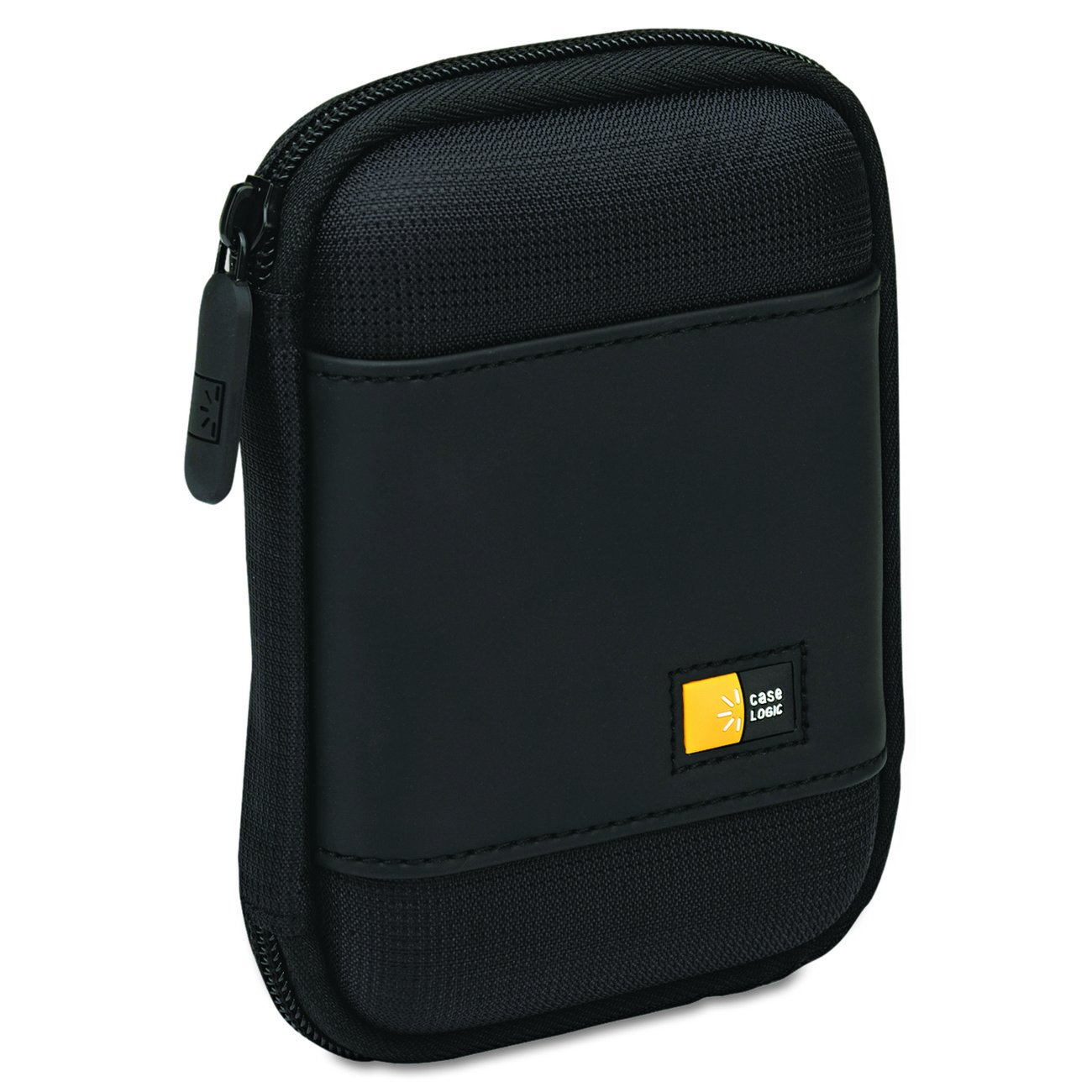 Case Logic PHDC-1 Compact Portable Hard Drive Case (Black) by Case Logic