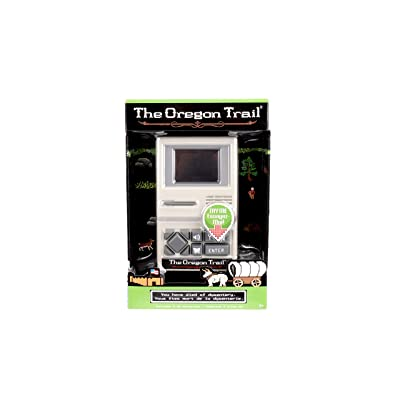 The Oregon Trail Handheld Game: Toys & Games