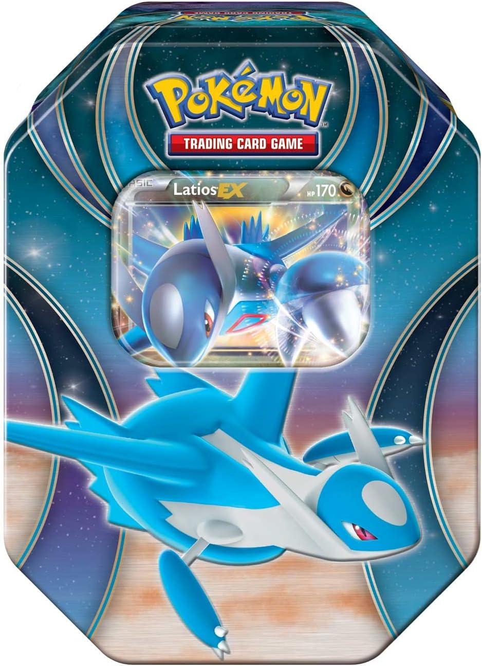 Pokemon Cards POK15FTINBLU Fall 2015 Tin Powers Beyond Latios Ex