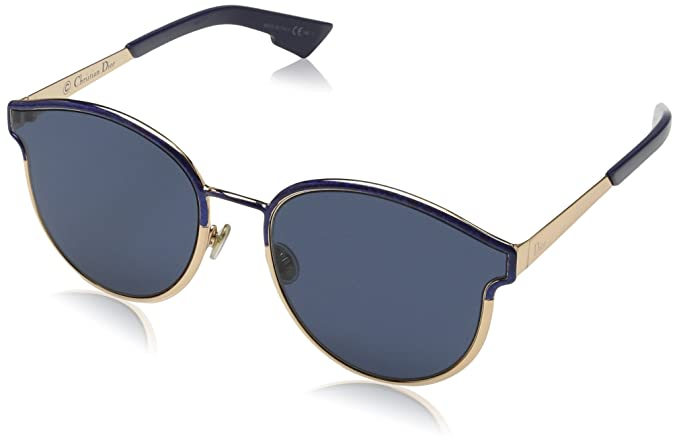Dior DIORSYMMETRIC A9 NUM Gafas de Sol, Azul (Marble Blue ...