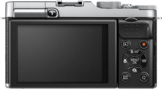 Fujifilm X-M1 - Cámara EVIL de 16.5 Mp (pantalla de 3